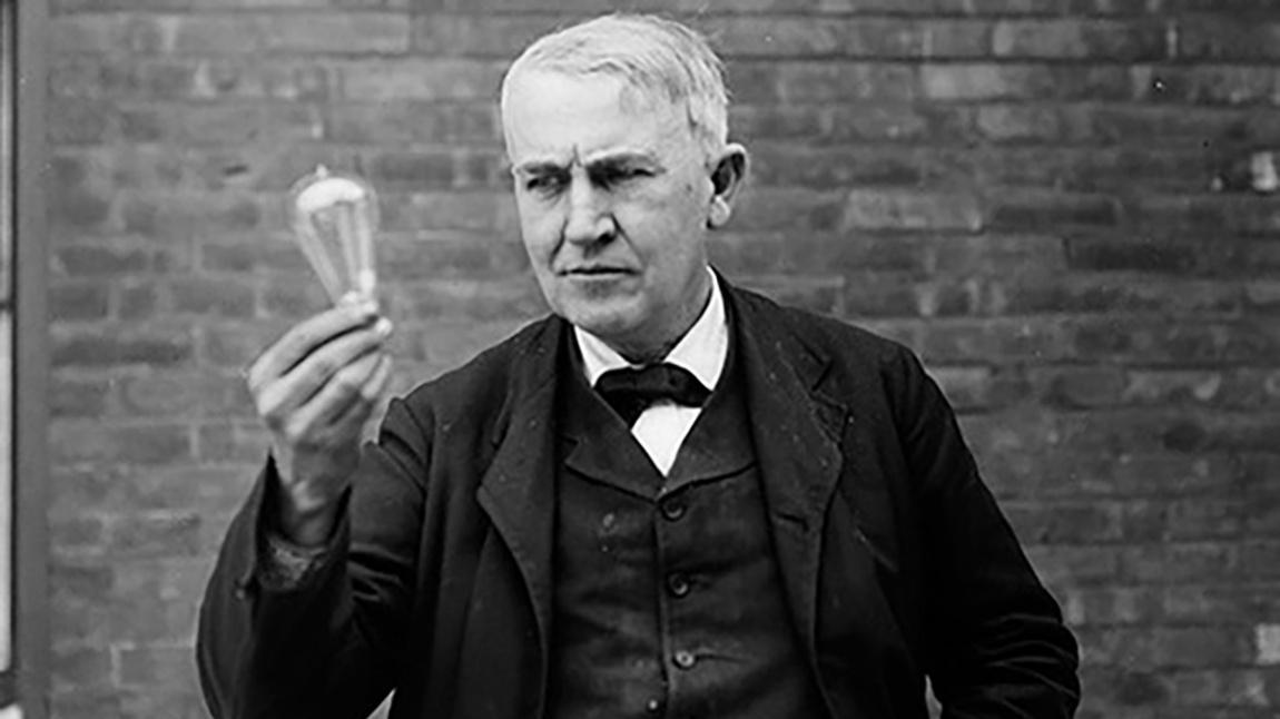 Thomas Edison'un Başarı Hikayesi - Karapınar Abdullah Güpgüpoğlu Ortaokulu